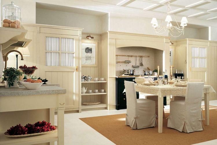 Kuchnia w stylu prowansalskim -> Kuchnia Prowansalska Aranżacja