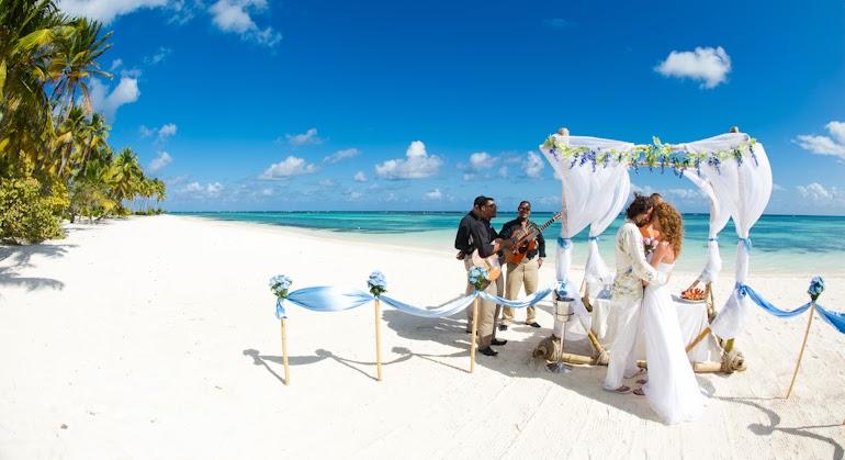 ślub na plaży2