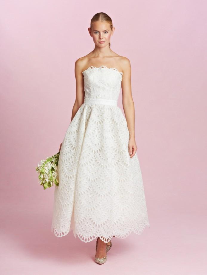 45 oscar de la renta dawson najpiękniejsze suknie ślubne