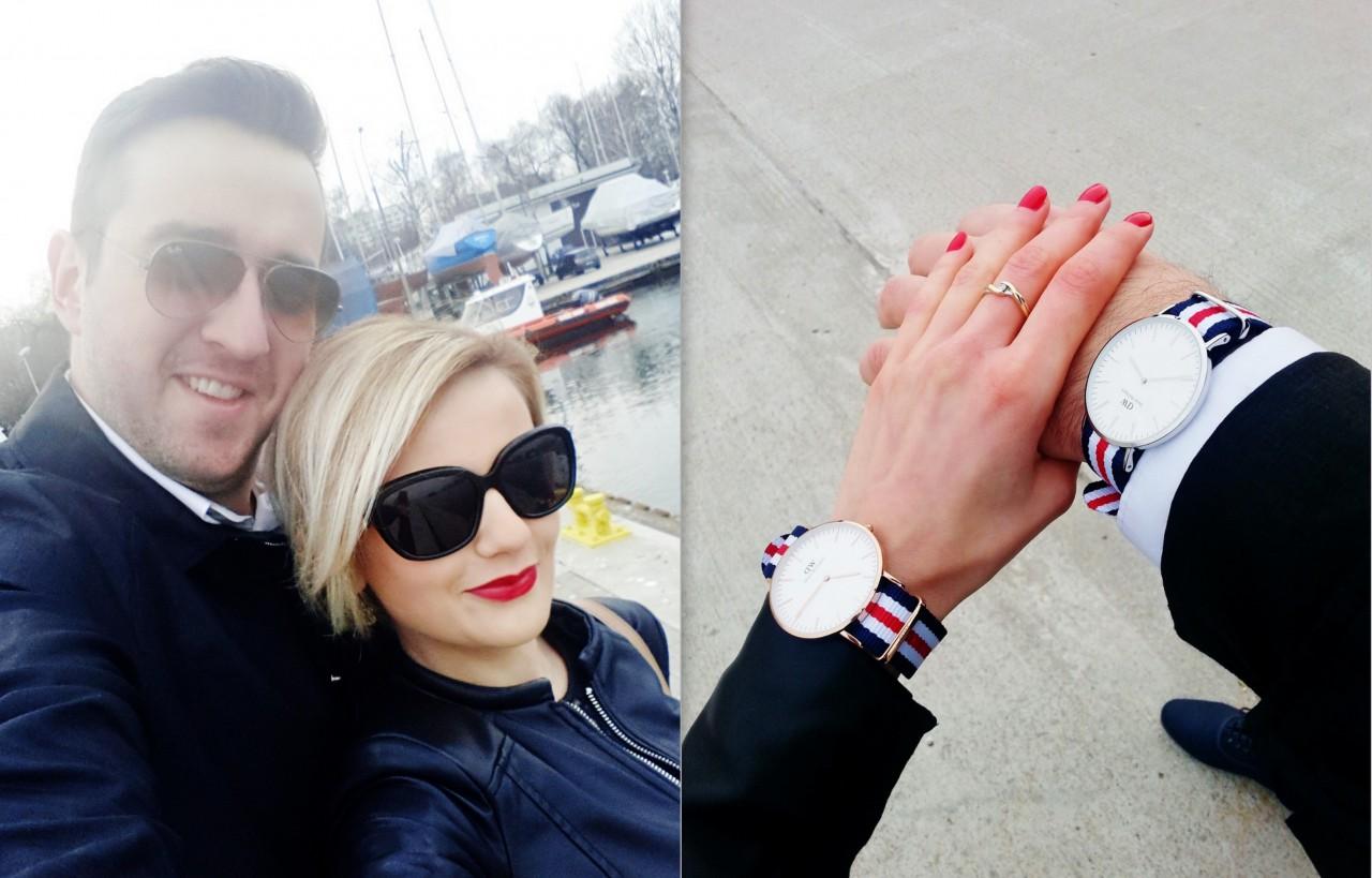daniel wellington zegarki blog małżeński