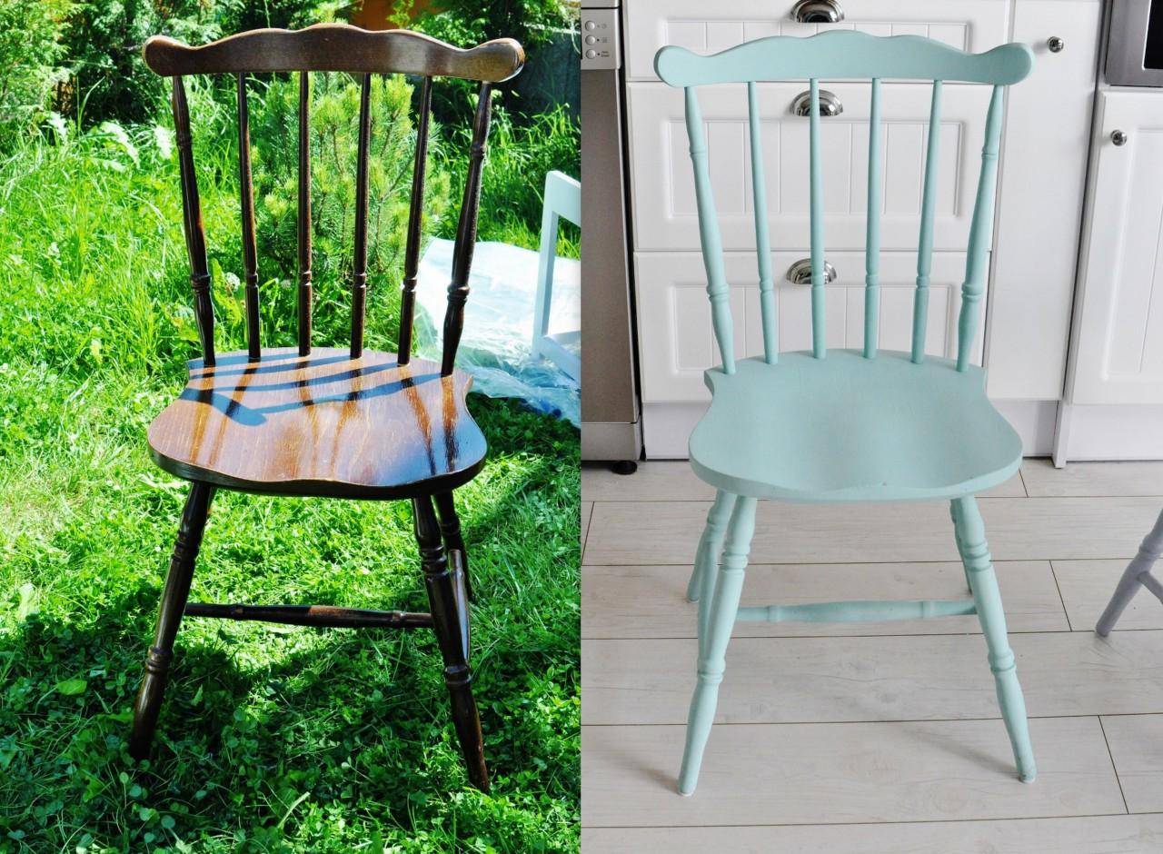 metamorforza krzesła
