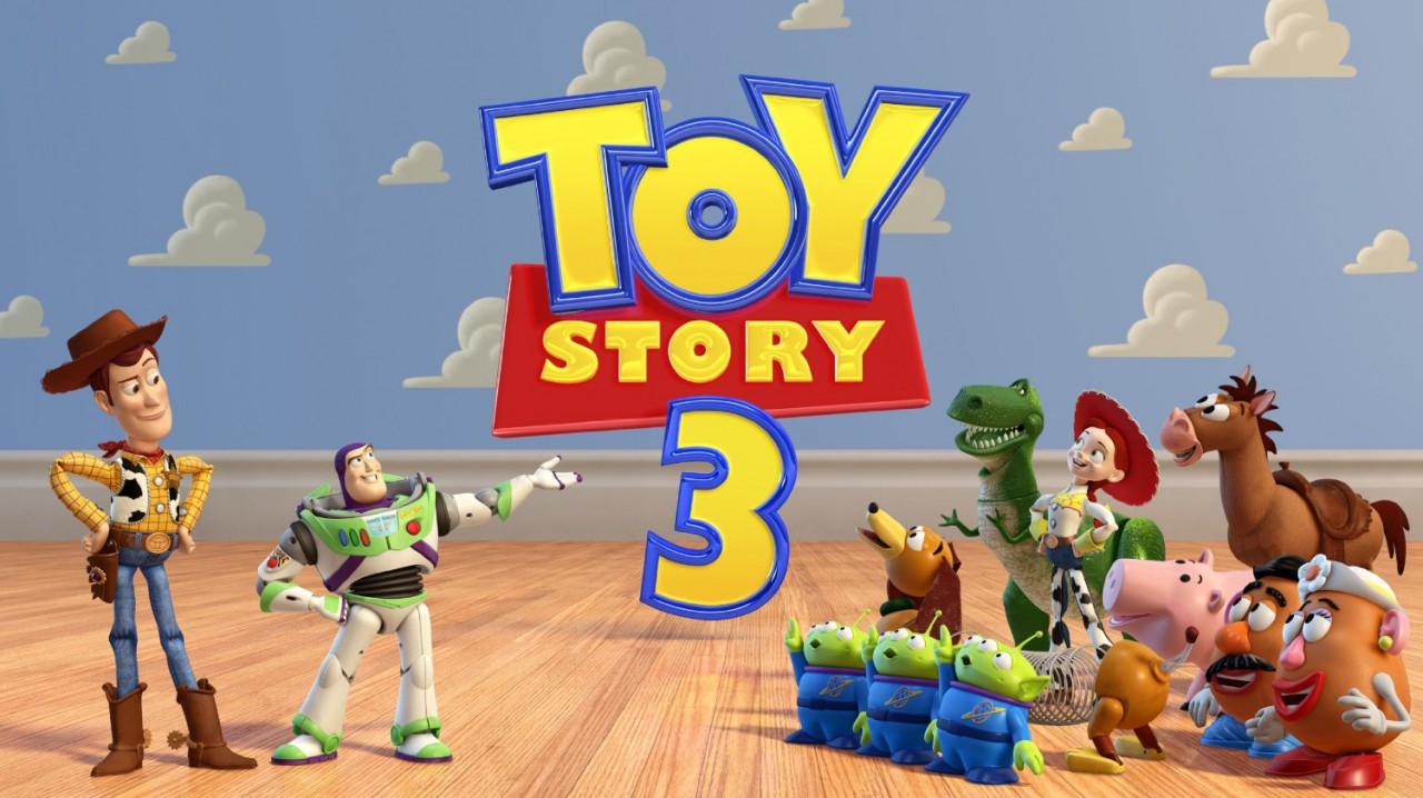 toy story 3 plakat