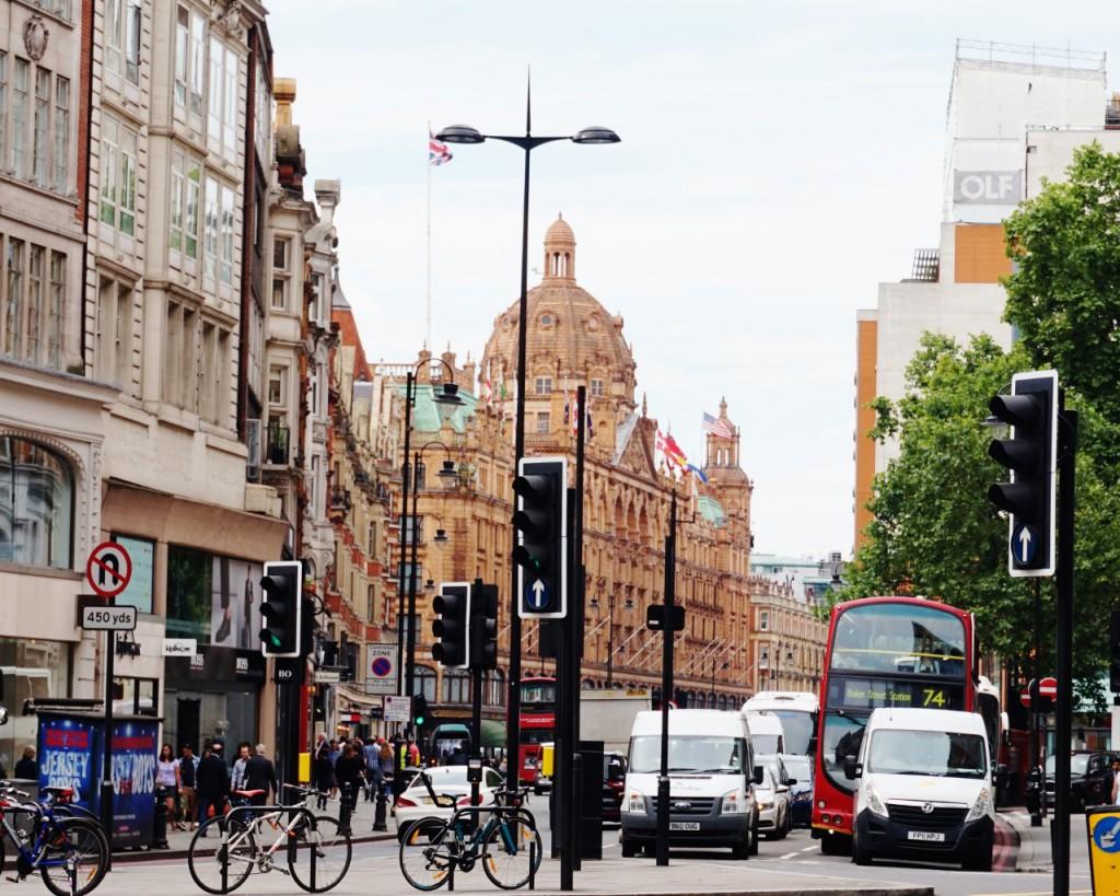 harrods angielskie marki londyn