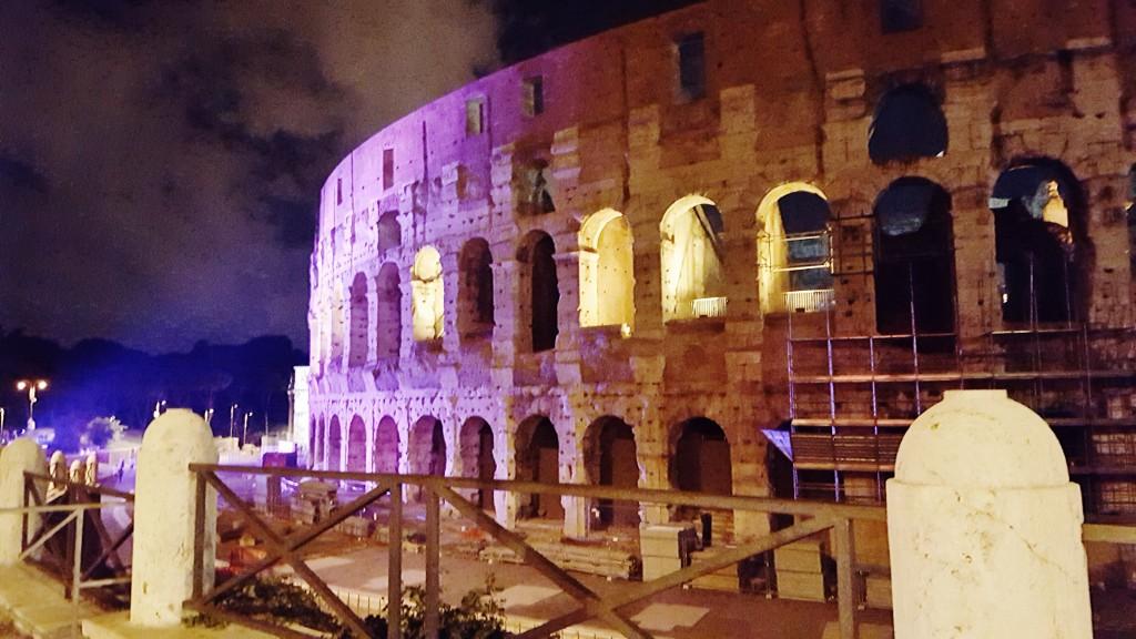 Koloseum Rzym zabytki