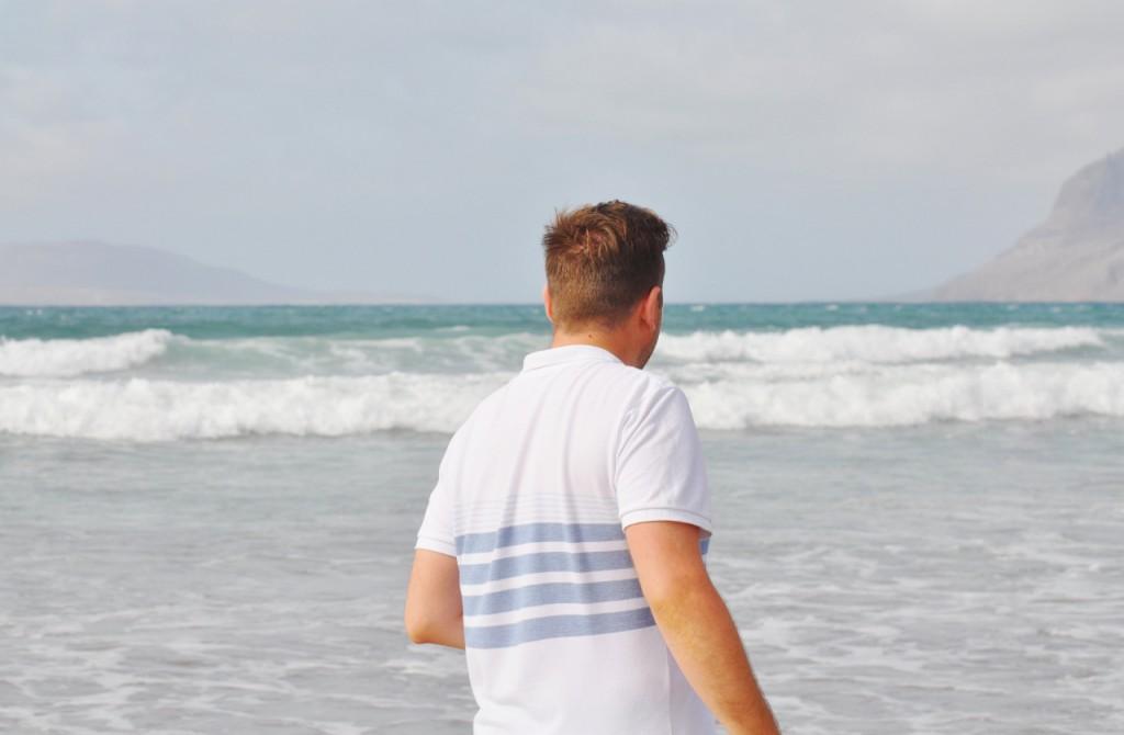 Lanzarote playa Famara blog anna i jakub zając podróże 4