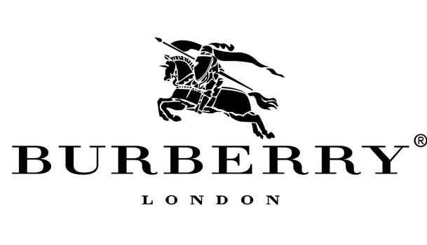 logo burberry london