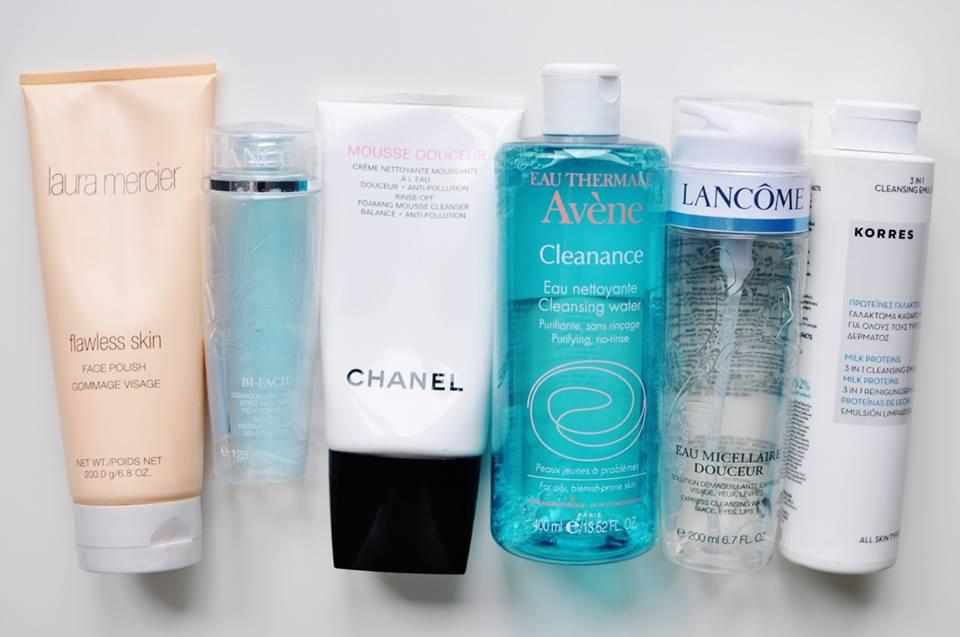 ulubione kosmetyki do pielęgnacji