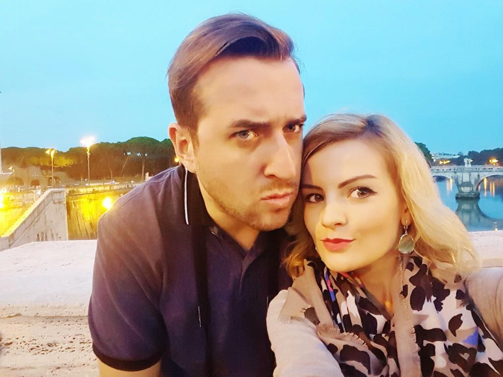 zakochani w Rzymie