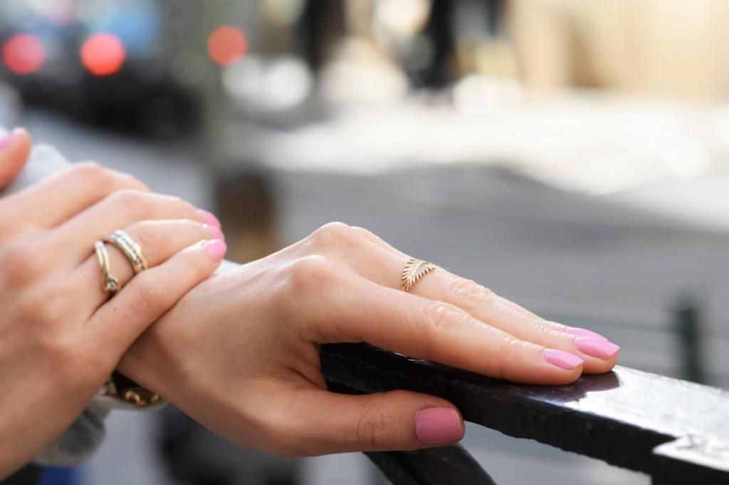biżuteria Kruk Eos fashionable blog ania zając