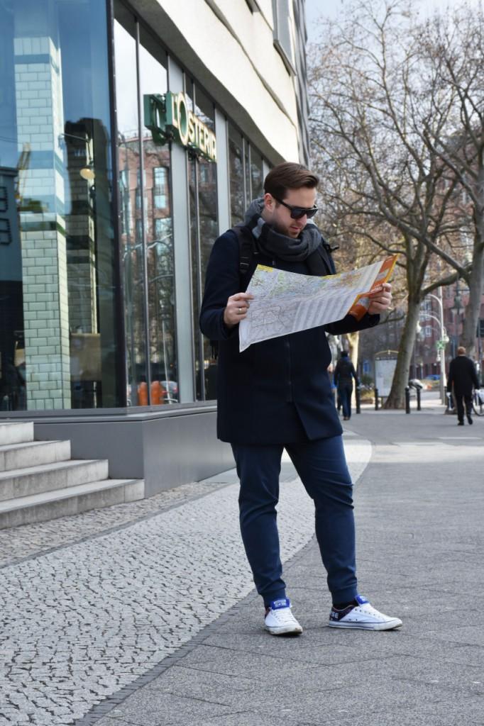 Berlin zwiedzanie mapa jakub zając