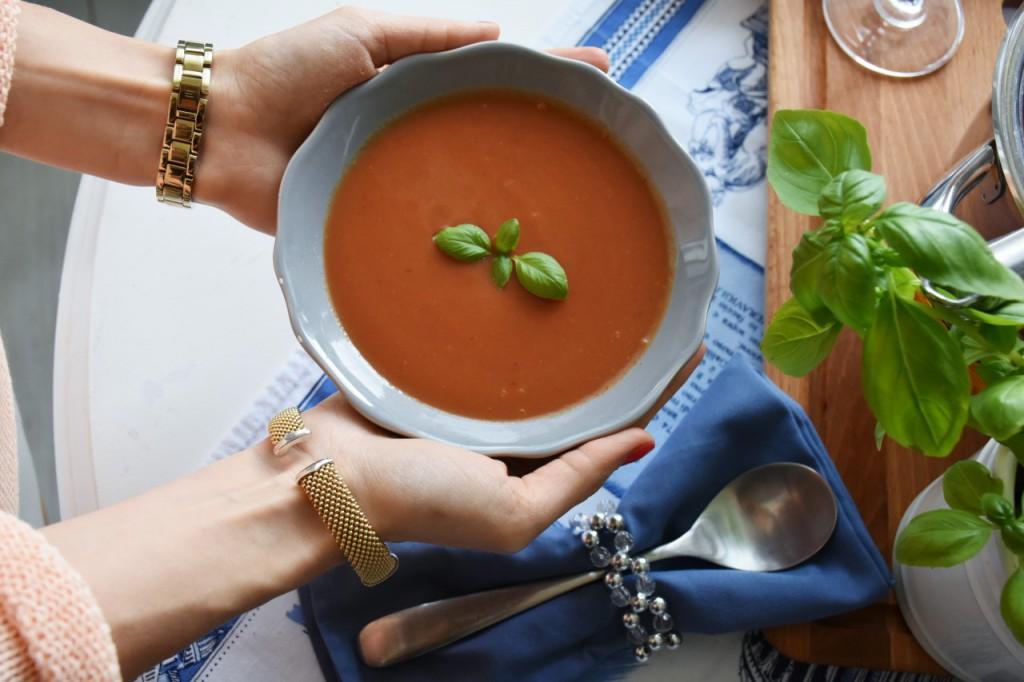 zupa pomidorowa passata Łowicz87