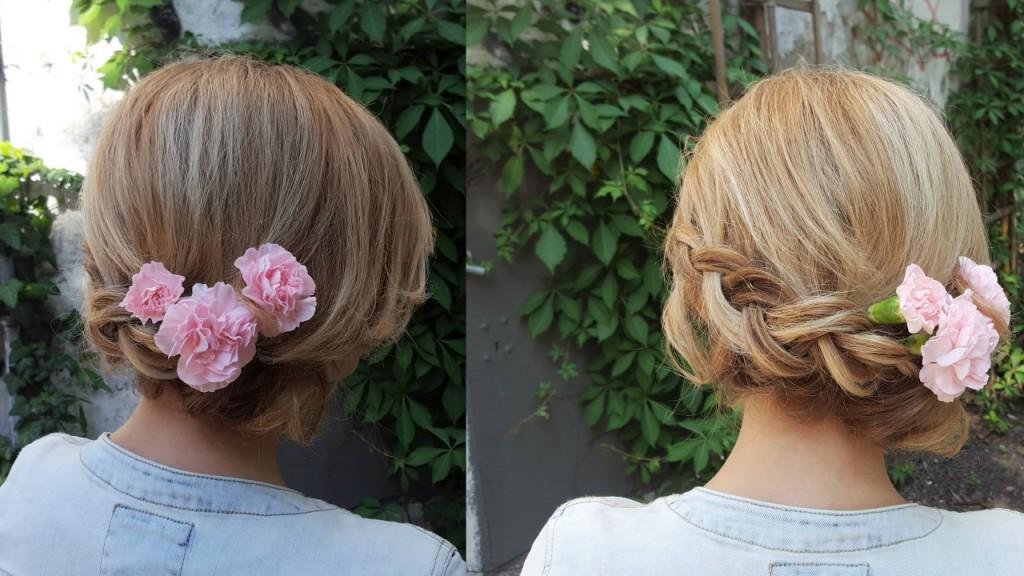 fryzury ślubne jak ubrać się na telefon