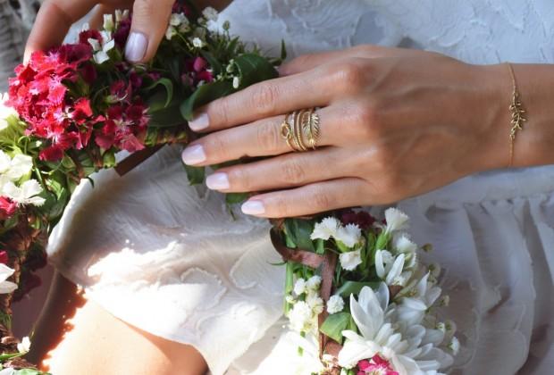 Kruk styl boho rustykalny ślub panna młod26