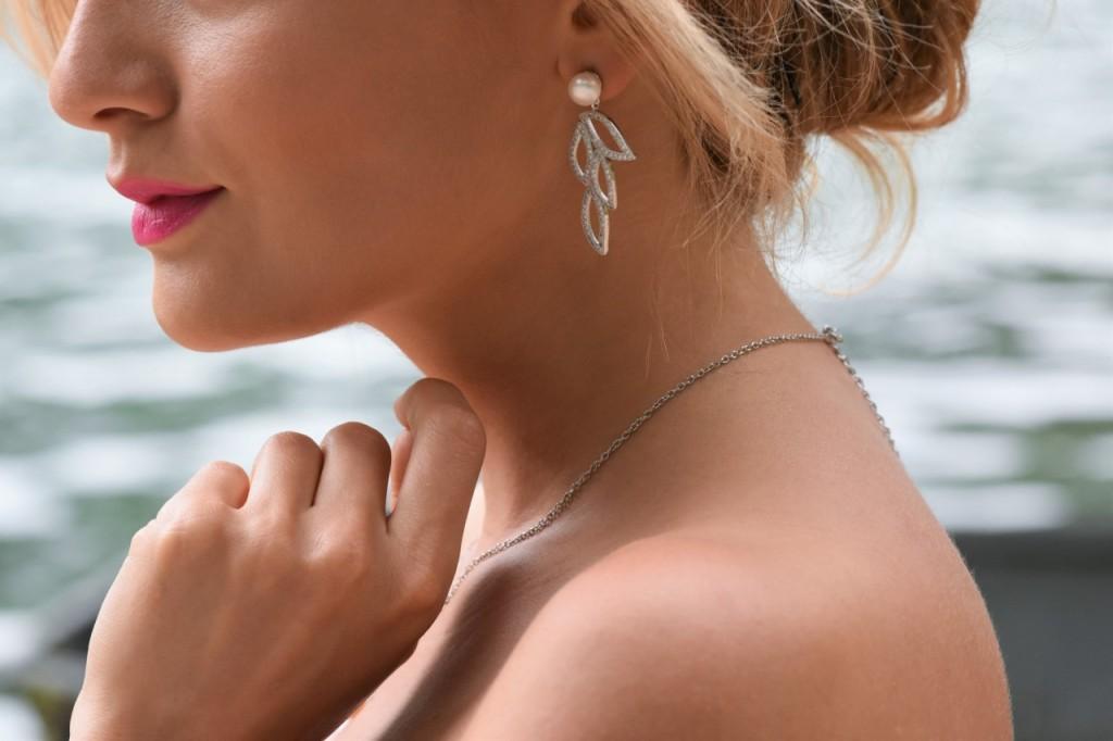 romantyczny motyw przewodni wesela i ślubu biżuteria ślubna W.KRUK64