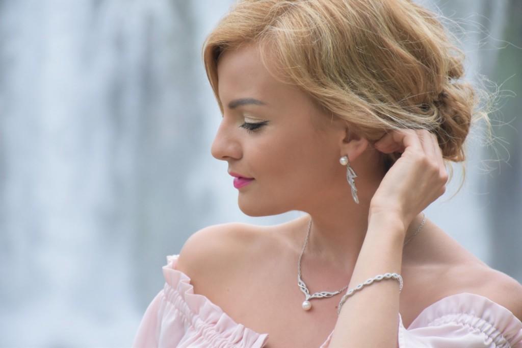romantyczny motyw przewodni wesela i ślubu biżuteria ślubna W.KRUK90