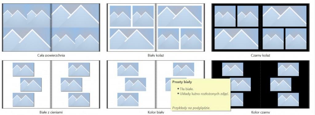 jak zaprojektować fotoksiążkę 4