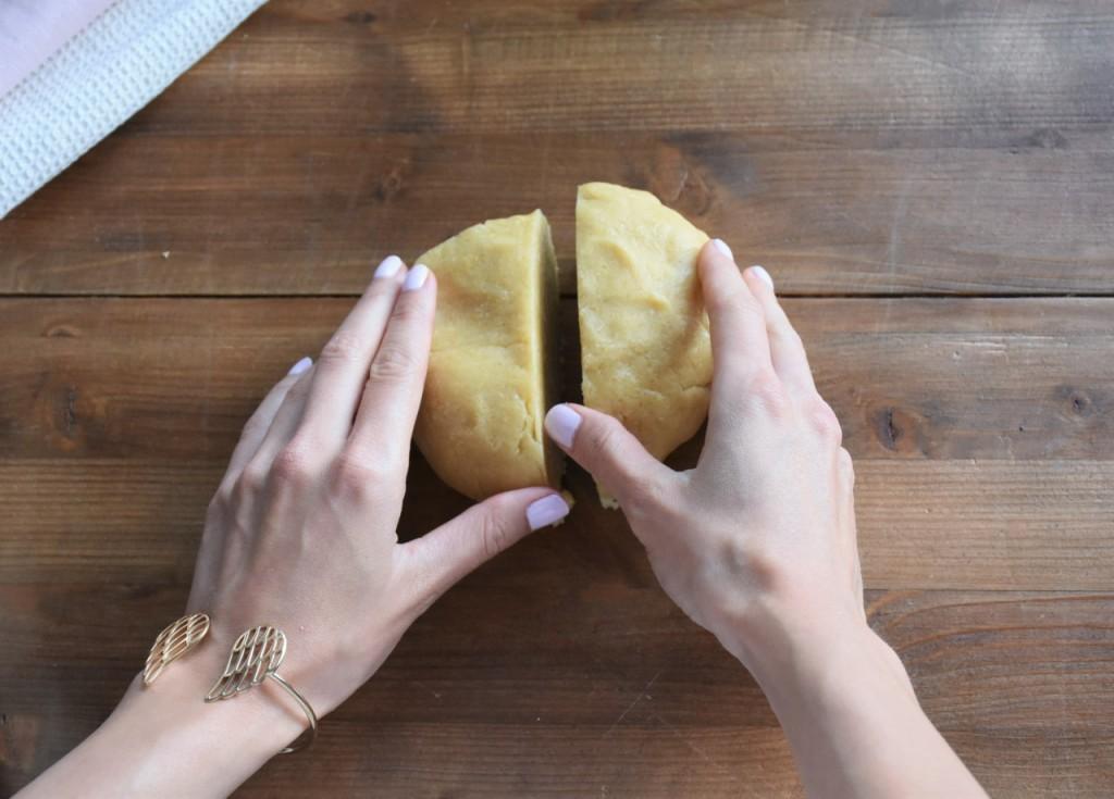 kruche rogaliki z dżemem truskawkowym Łowicz45jpg