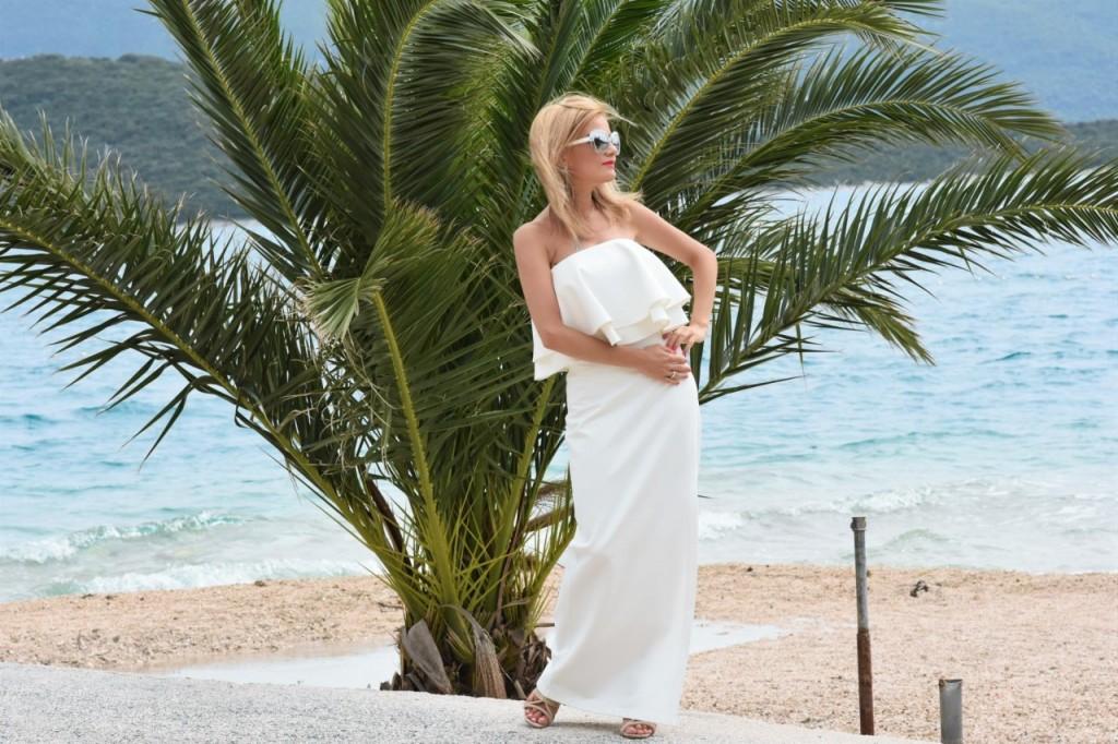 stylizacja nowoczesna panna młoda ślubna biżuteria W.KRUK57pg
