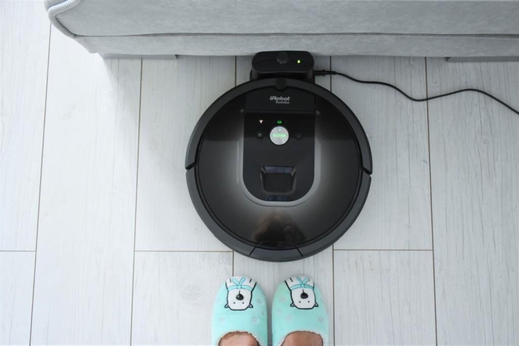 test i robot roomba robot sprzatający jak urządzic mieszkanie9