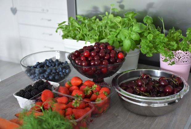 zamrażarka liebgherr jak mrozić warzywa i owoce3