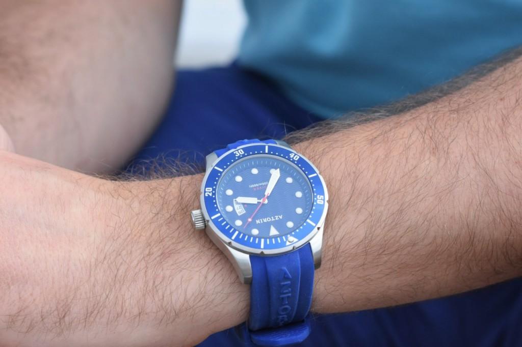 aztorin zegarki blog modowy ania i jakub zając fashionable