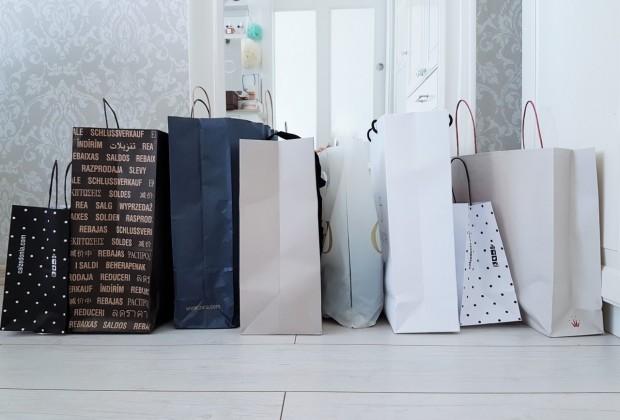 post zakupy wyprzedaże blog lifestyle moda uroda anna zając fashionable