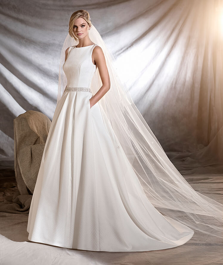 pronovias 2017 najpiekeniejsze suknie ślubne2