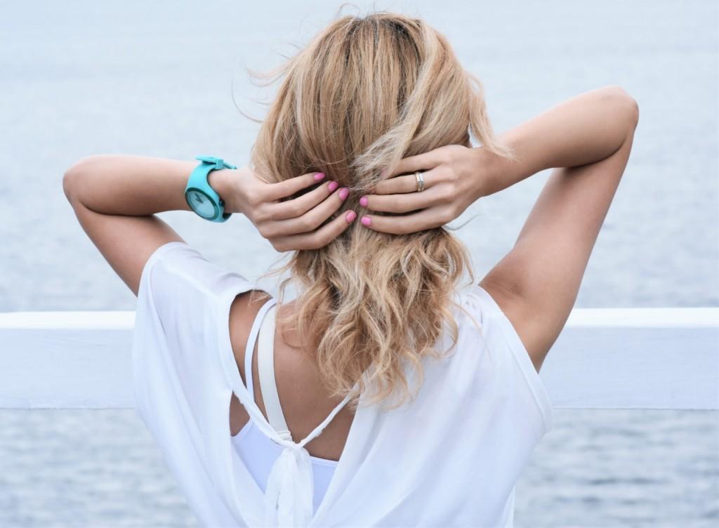 stylizacja Apart zegarek am pm blog modowy ania zając11