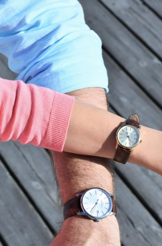 stylizacja dla pary zegarki Bestern blog moda lifestyle fashionable19