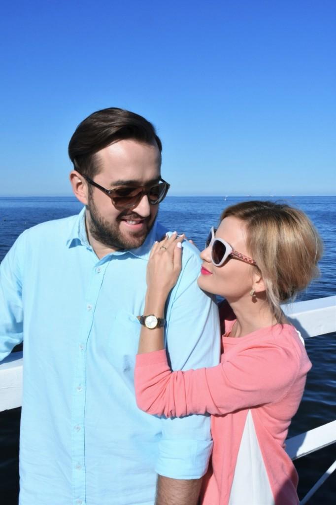 stylizacja dla pary zegarki Bestern blog moda lifestyle fashionable21