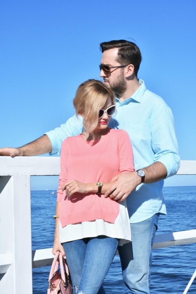 stylizacja dla pary zegarki Bestern blog moda lifestyle fashionable22