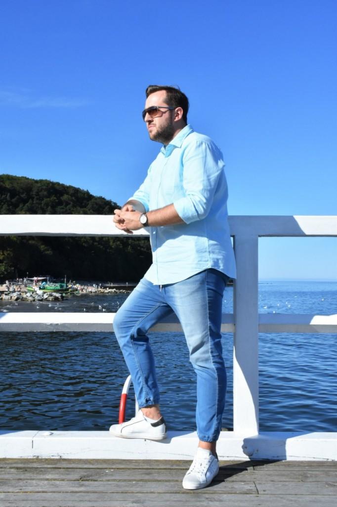 stylizacja dla pary zegarki Bestern blog moda lifestyle fashionable26
