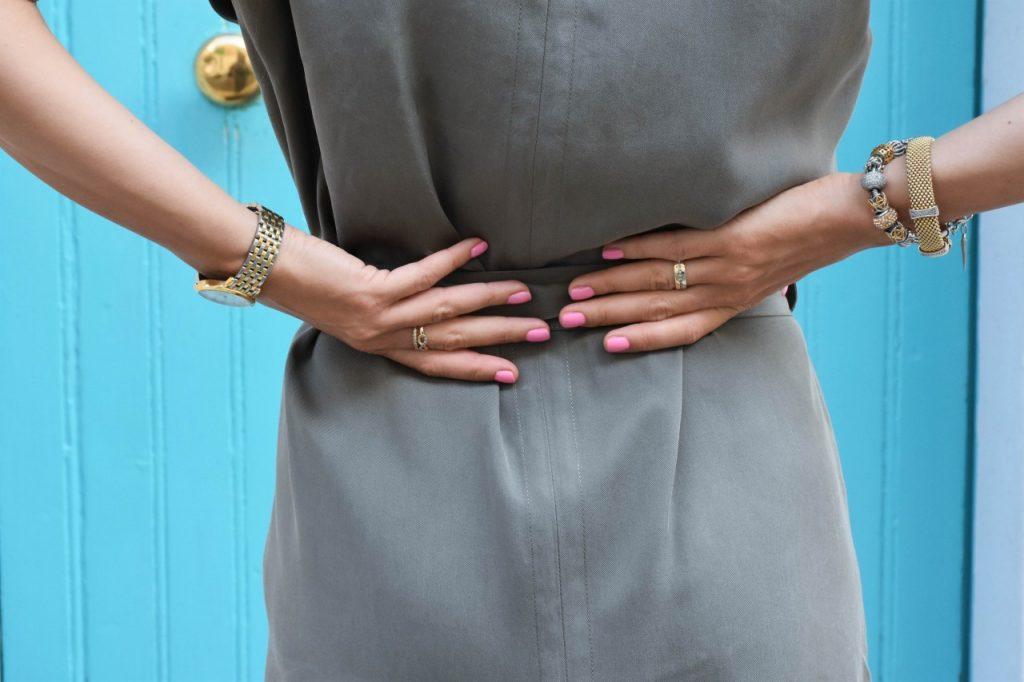 stylizacja-semilac-sukienka-khaki-i-rozowa-hybryda125jpg