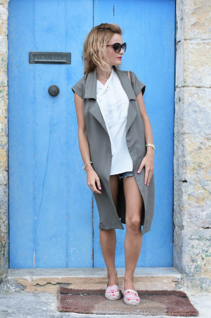 stylizacja-kamizelka-khaki-liu-jo-blog-modowy-lifestyle-malta12