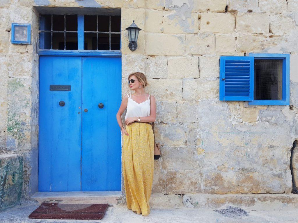 biały top promod blog modowy stylizacje3 malta valetta2