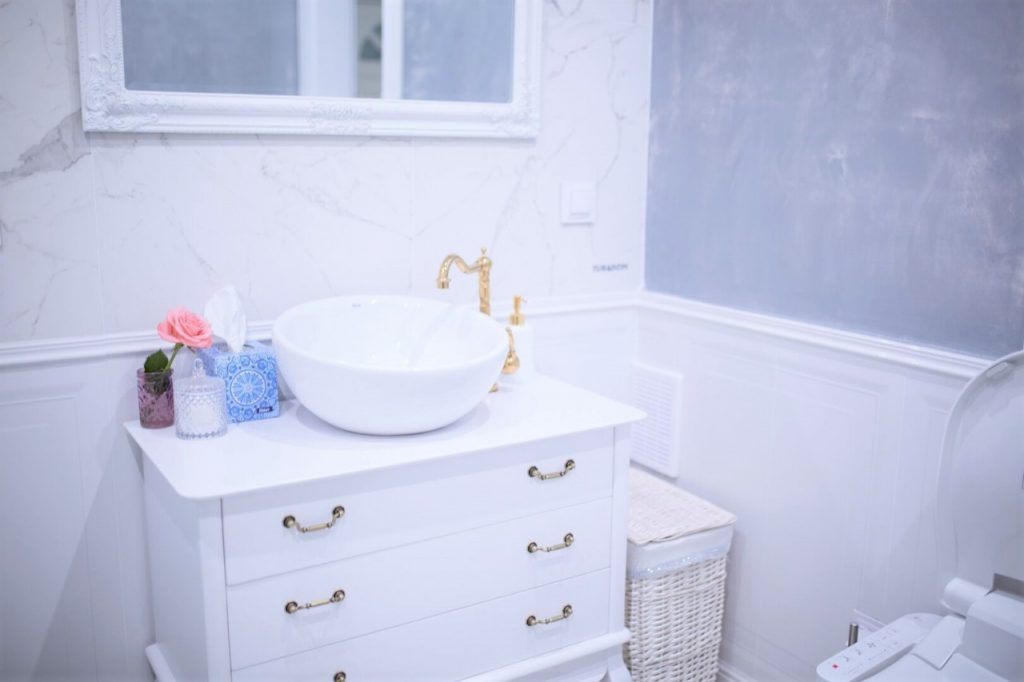 łazienka 1 remont