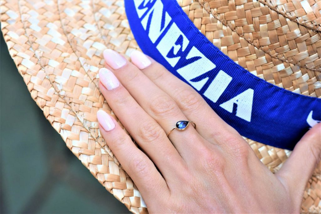 pierścionek kolory