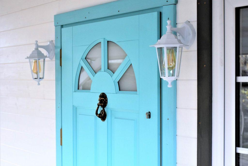 drzwi śnieżka