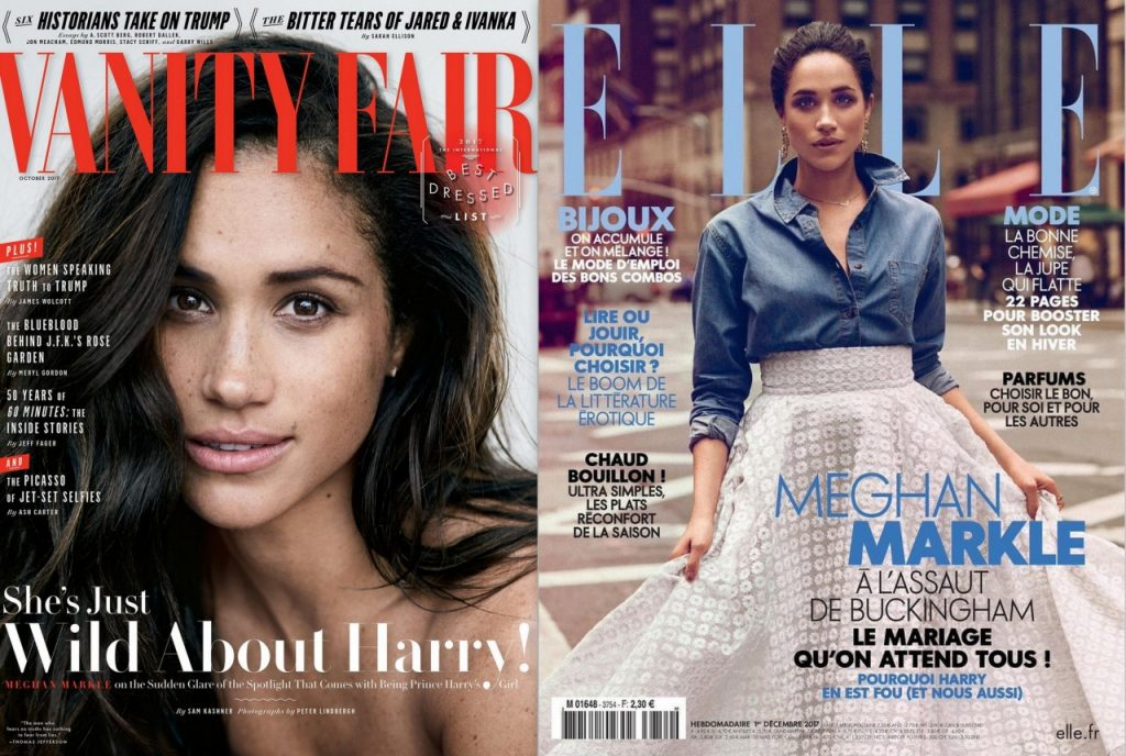 meghan markle magazyny