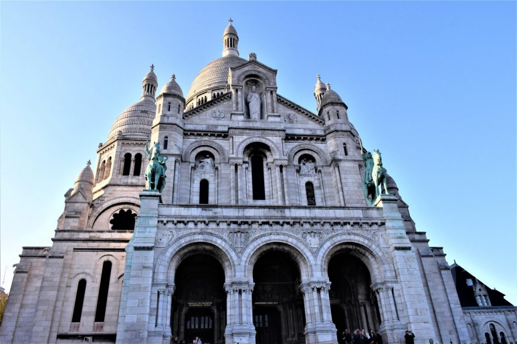 sacre coeur co warto zobaczyć w paryżu