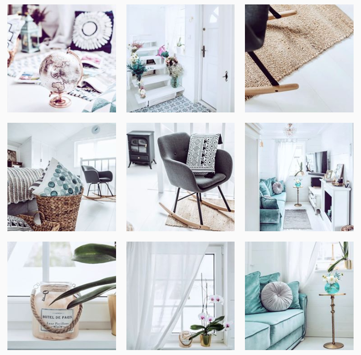 domowy instagram