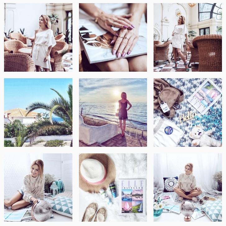 instagram fashionable