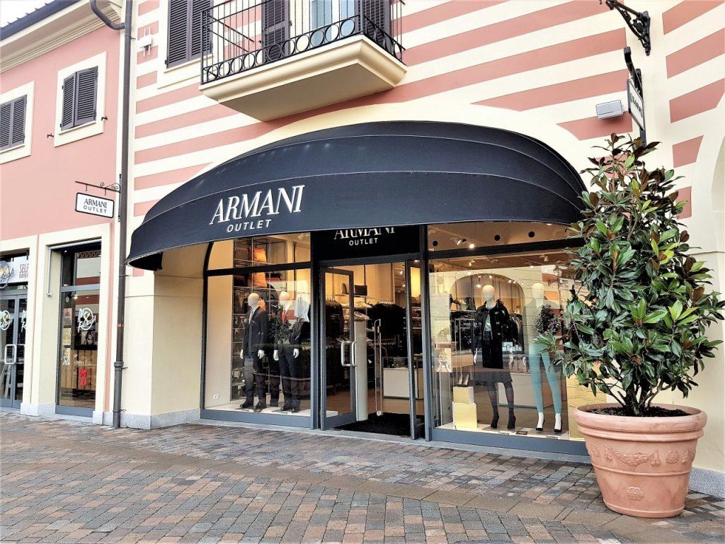 armani włoskie marki
