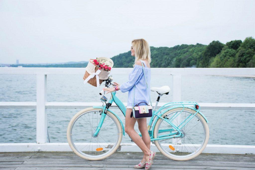 molo gdynia rower legrand