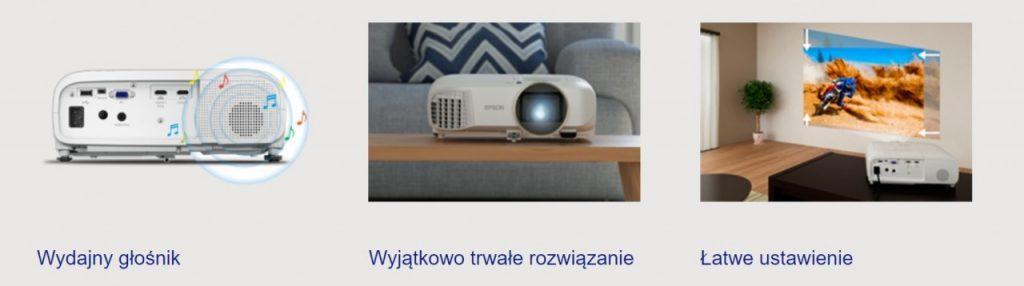 tańszy projektor