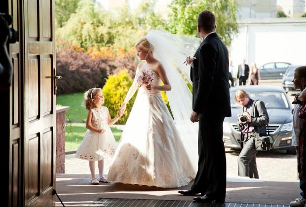 oprawa ślubu