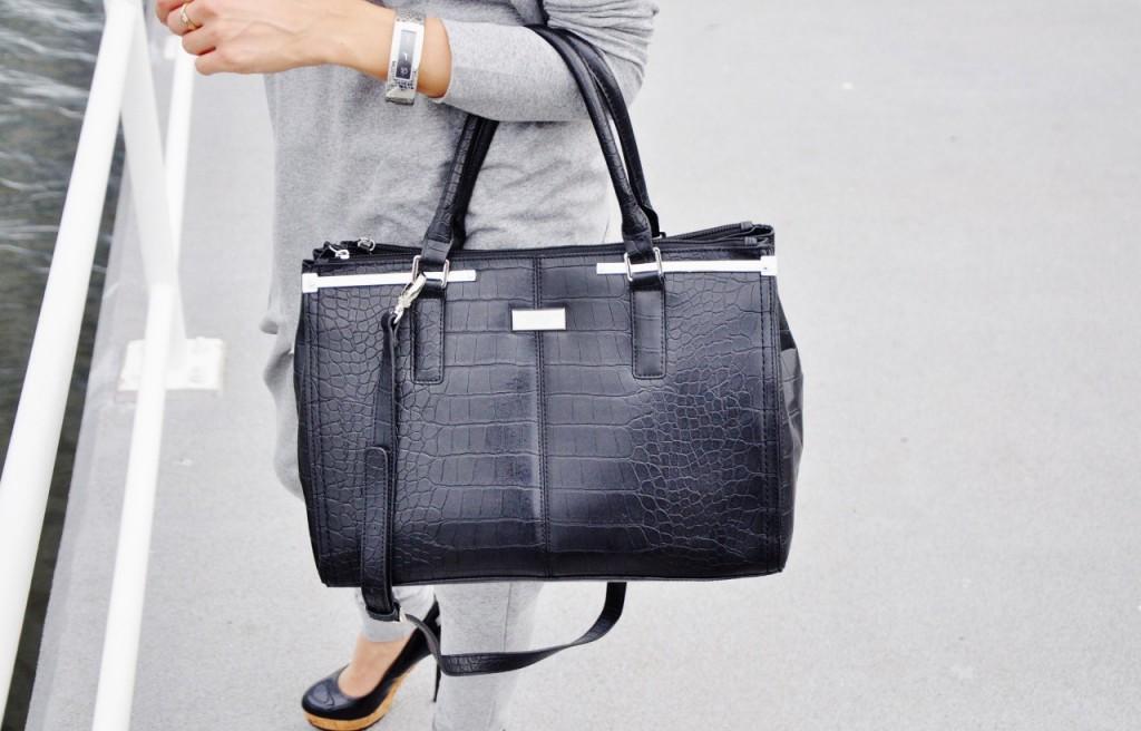 52f0489fbac6b Moja stylizacja – czarna torebka - Fashionable - Blog Lifestylowy ...