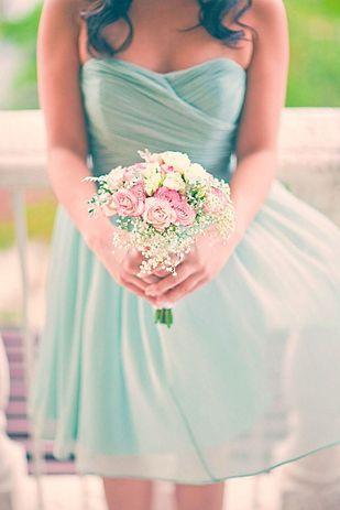 810a5bec17562b Przepis na ślub - miętowy ślub - tematyczne przyjęcie - Fashionable ...