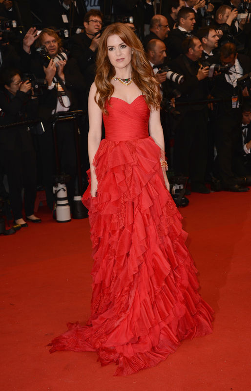 isla fisher oscar cannes 2013