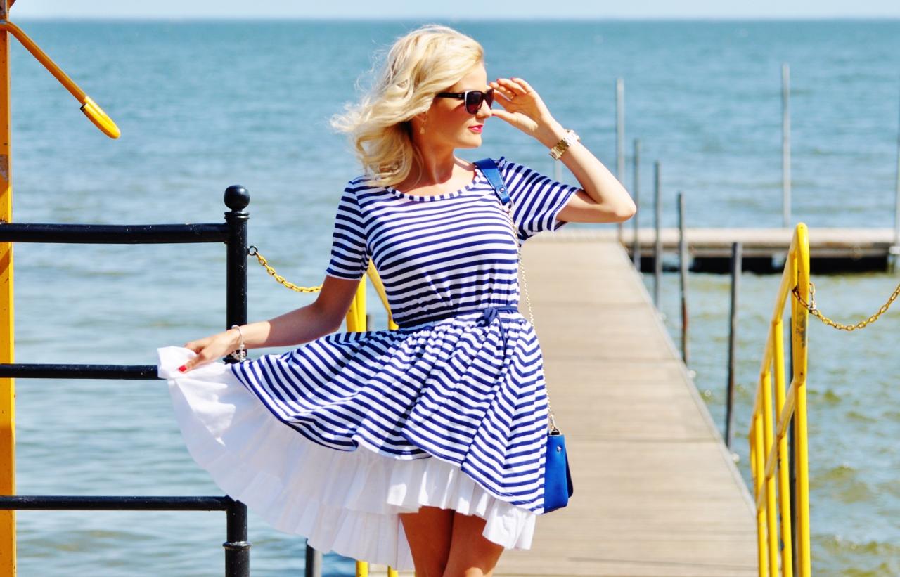 marynarskie pasy blog modowy lifestyle